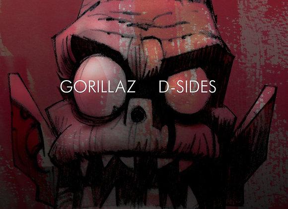 Gorillaz D-SIDES (RSD)