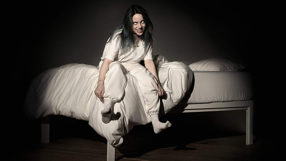 Billie Eilish - When We Fall Asleep Where Do We Go
