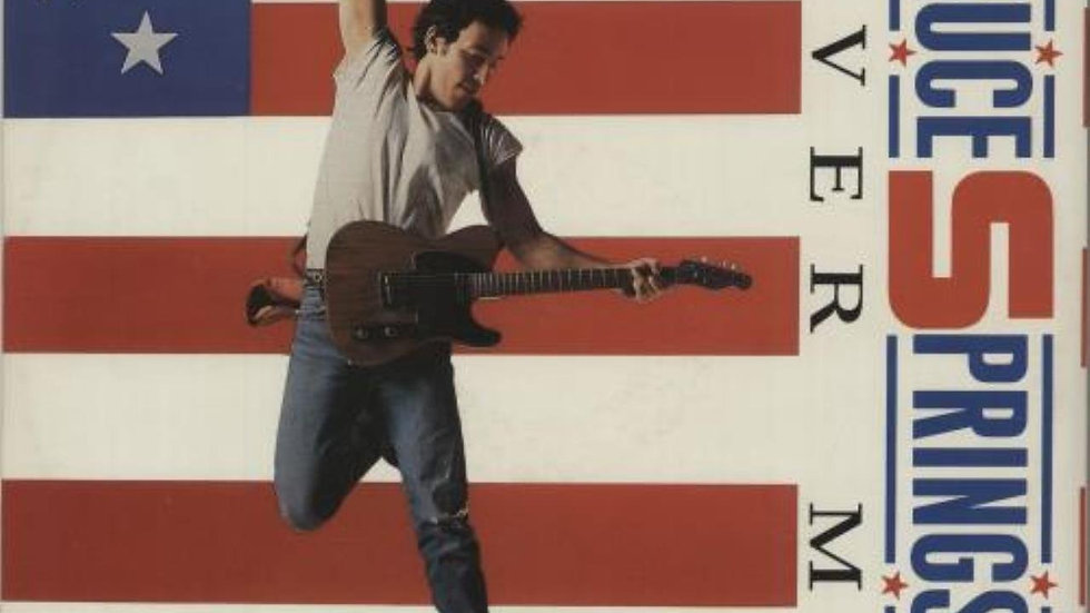 Bruce Springsteen – Cover Me (Extended Dance Mix)