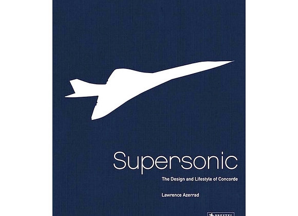Supersonic Design And Lifestyle of Concorde