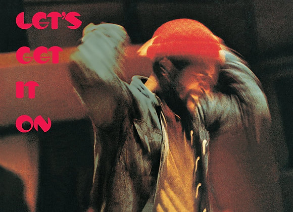 Marvin Gaye - Let's Get On It