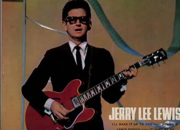 Roy Orbison, Jerry Lee Lewis, Tommy Roe – Roy Orbison Sings