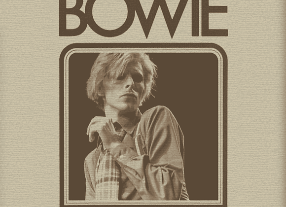 BOWIE - I'm only dancing (The soul tour 74)