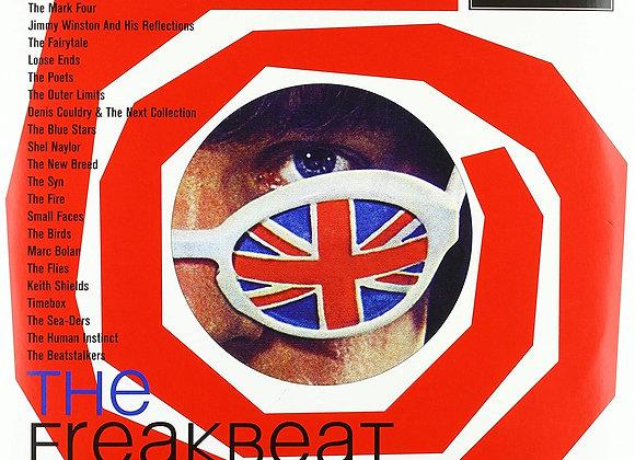 Various – The Freakbeat Scene