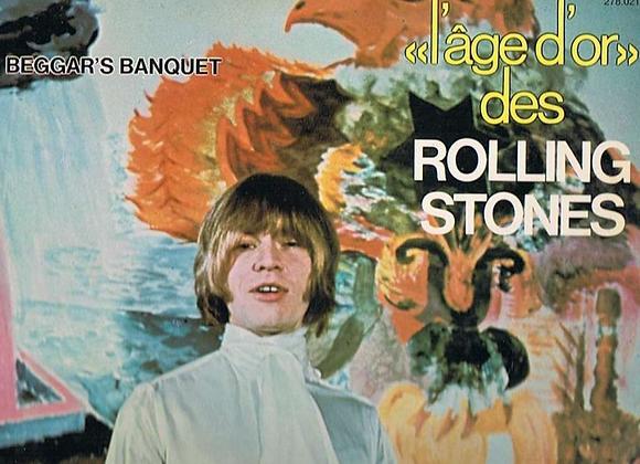 The Rolling Stones – «L'âge D'or» Des Rolling Stones - Vol.9 - Beggars Banquet