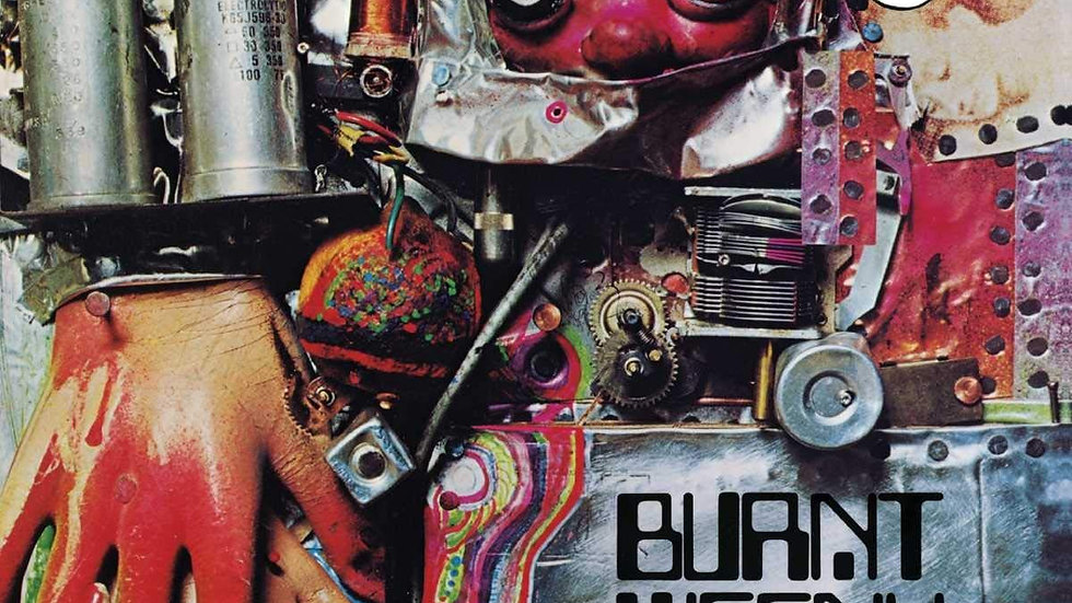 The Mothers Of Invention – Burnt Weeny Sandwich