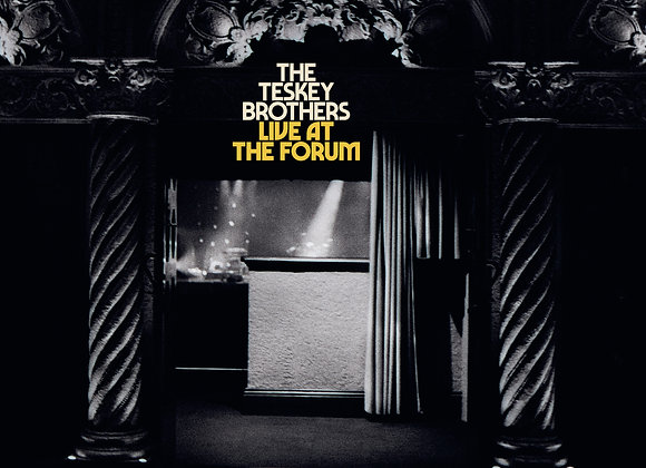 The Teskey Brothers - Live at the Forum