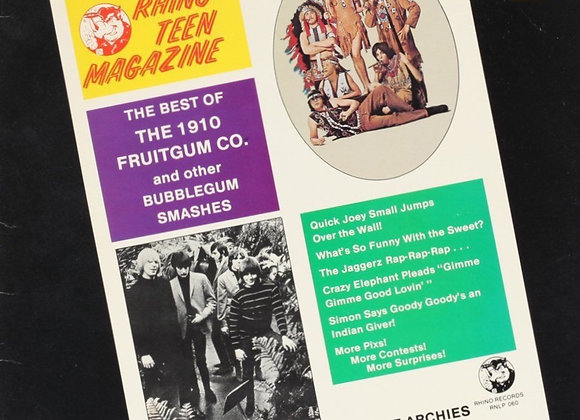 Various – Rhino Teen Magazine - The Best Of The Ohio Express And Other Bubblegu