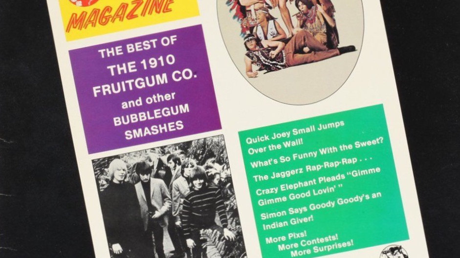 Various ‎– Rhino Teen Magazine - The Best Of The Ohio Express And Other Bubblegu