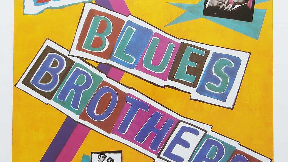 The Blues Brothers ‎– Best Of The Blues Brothers