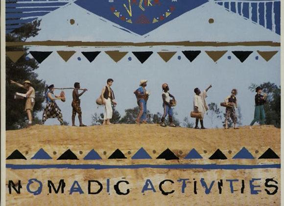 Orchestre Jazira – Nomadic Activities