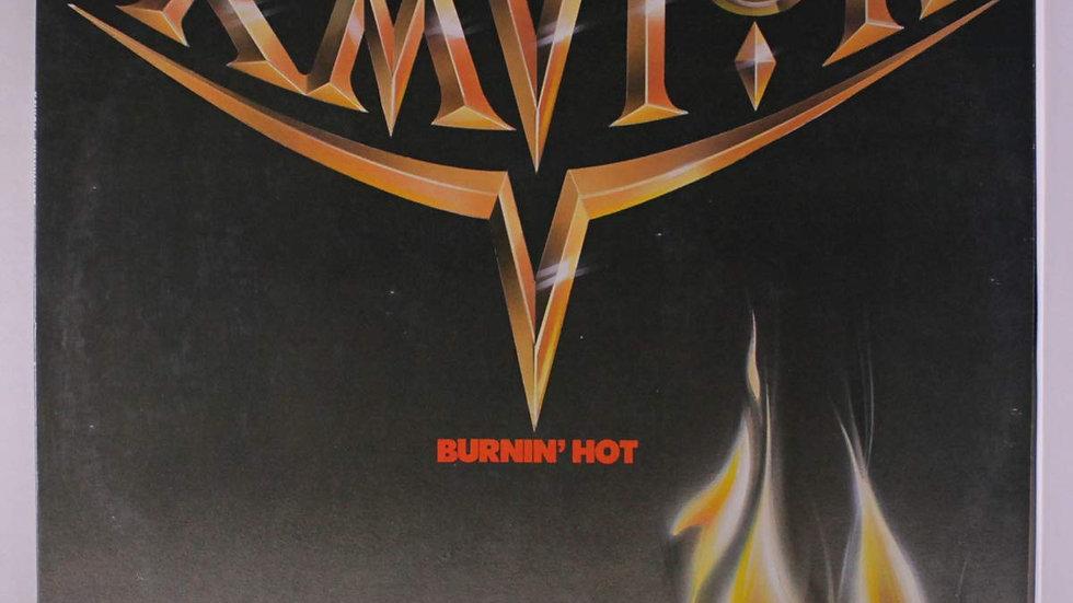 Xavion – Burnin' Hot