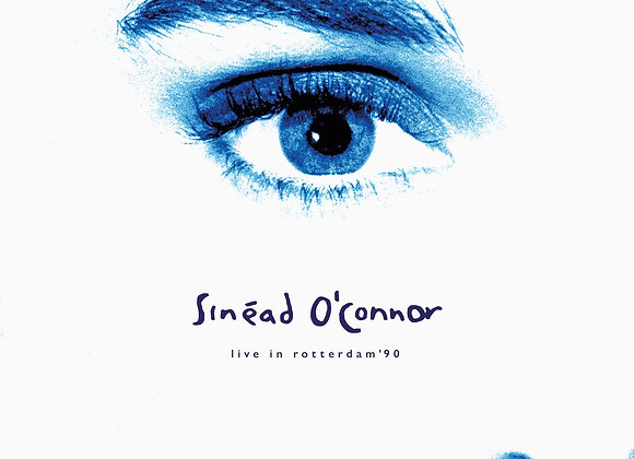 Sinead O'Connor - Live In Rotterdam 1990