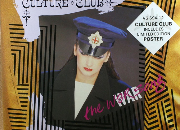Culture Club – The War Song (Ultimate Dance Mix)