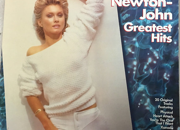Olivia Newton-John – Greatest Hits