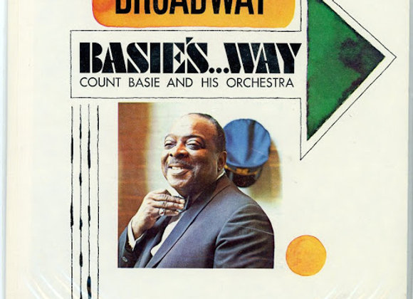 Count Basie And His Orchestra – Broadway Basie's...Way