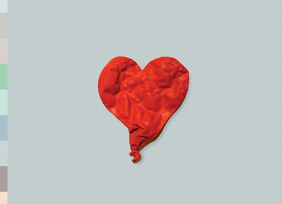 Kanye West - 808s & Heartbrake