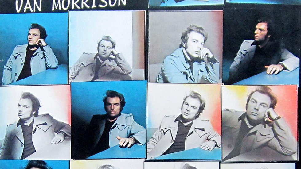 Van Morrison – A Period Of Transition