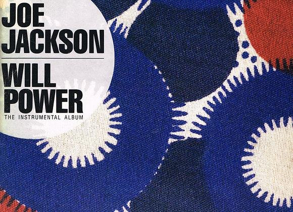 Joe Jackson – Will Power