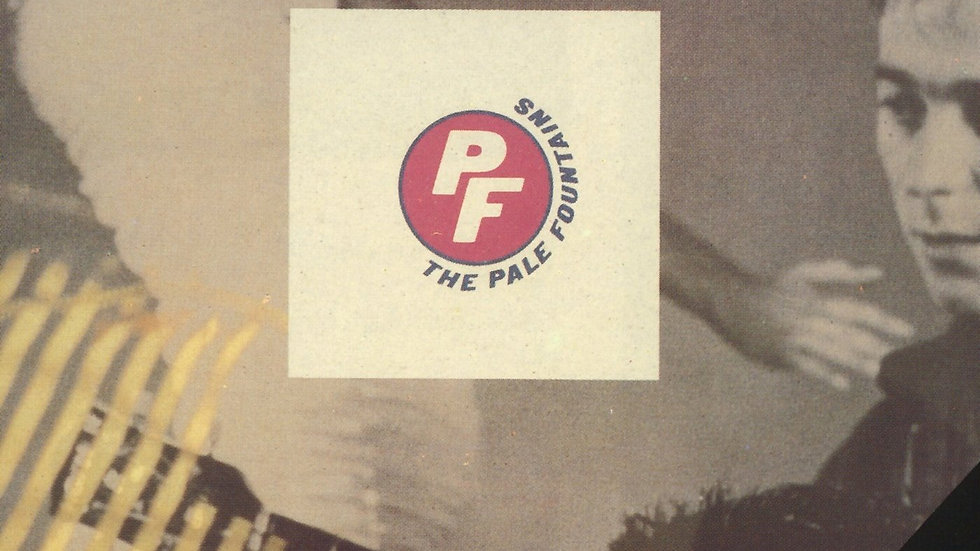 The Pale Fountains ‎– ... From Across The Kitchen Table