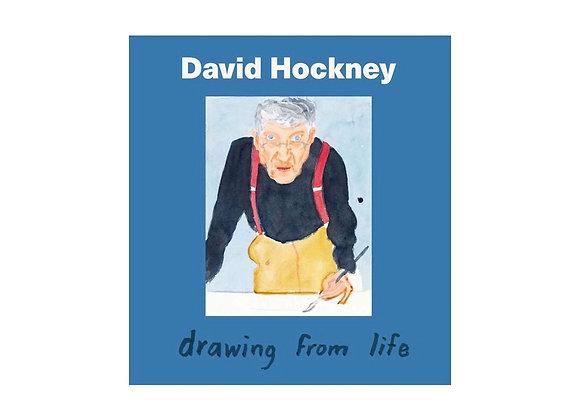 David Hockney - Drawing from Life