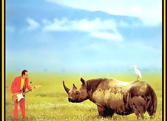 Adrian Belew – Big Electric Cat / The Lone Rhinoceros