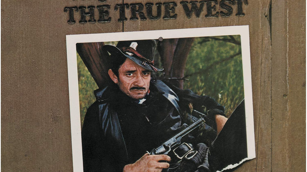 Johnny Cash – Johnny Cash Sings The Ballads Of The True West Volume I