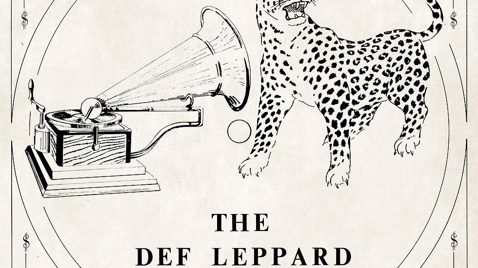 Def Leppard – The Def Leppard E.P.