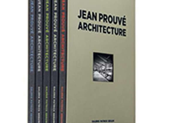 Jean Prouvé Architecture - Coffret 2 (5 Vol)