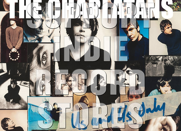 The Charlatans – Us And Us Only