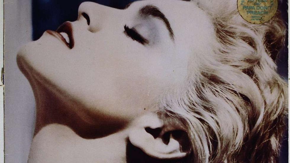 Madonna – True Blue
