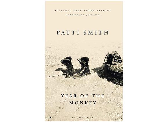 Patti Smith Year of the Monkey (Hardback)