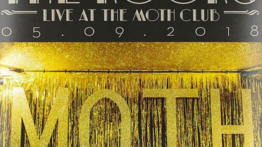 The Kooks – Live At The Moth Club 05.09.2018