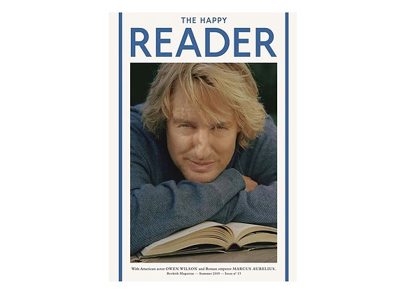 The Happy Reader - Issue 13