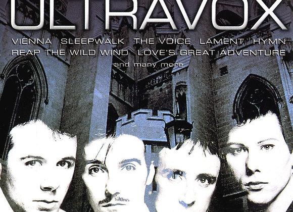 Ultravox – The Voice - The Best Of Ultravox