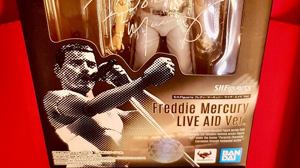 Figurine - Freddie Mercury - Live Aid