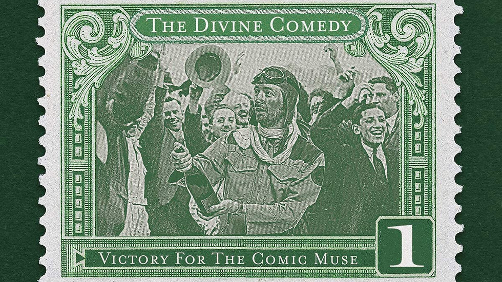 The Divine Comedy - Victor For the Comic Muse