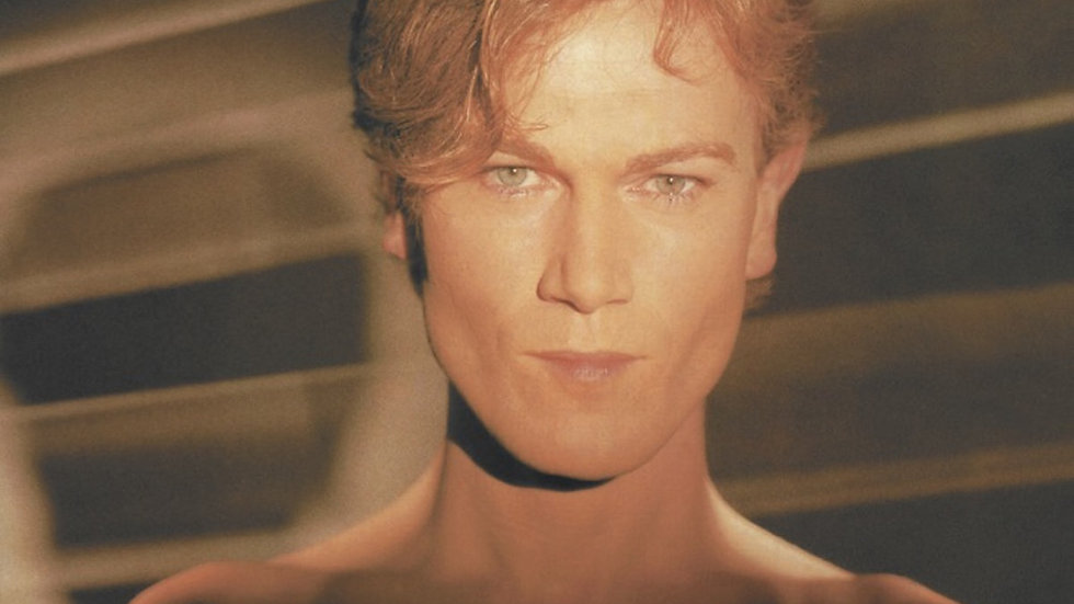 John Foxx ‎– The Golden Section