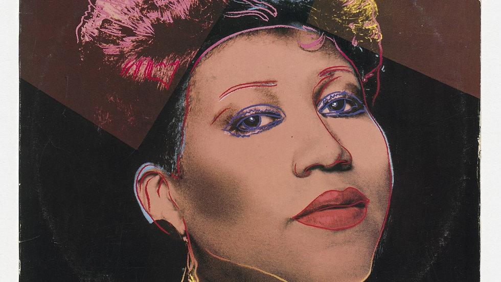 Aretha Franklin - Aretha - Cover by Andy Warhol