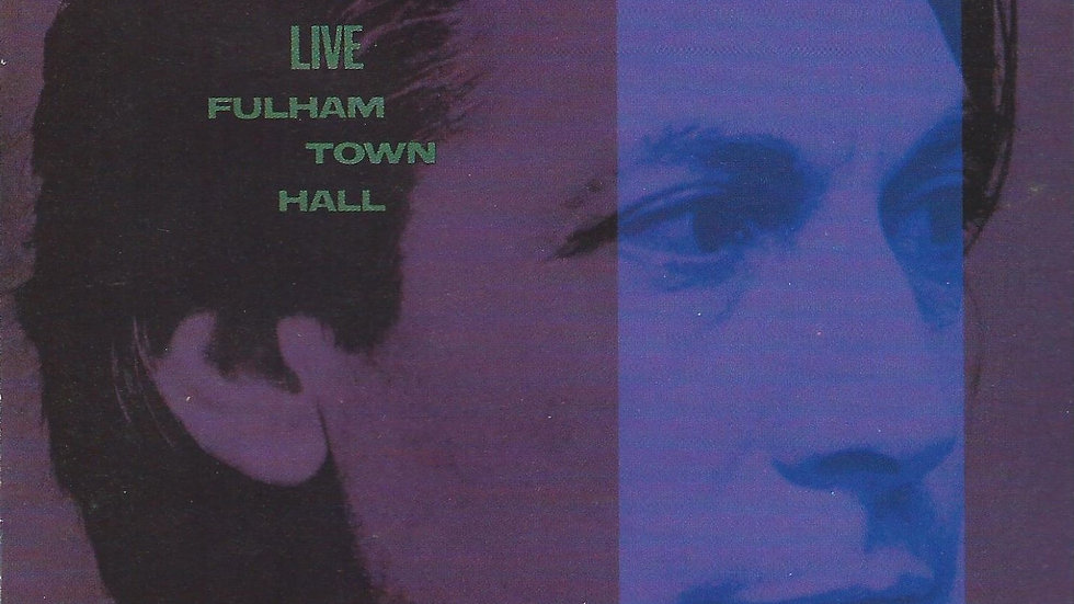 The Charlie Watts Orchestra ‎– Live At Fulham Town Hall