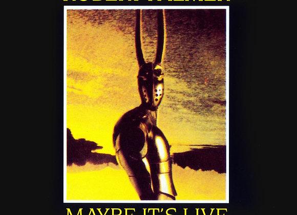 Robert Palmer – Maybe It's Live