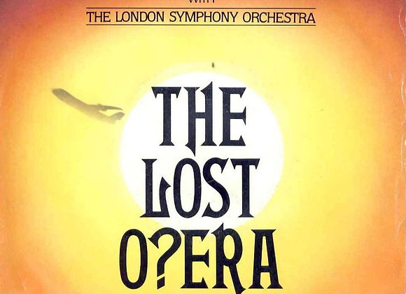 Kimera And The Operaiders With The London Symphony Orchestra – The Lost Ope