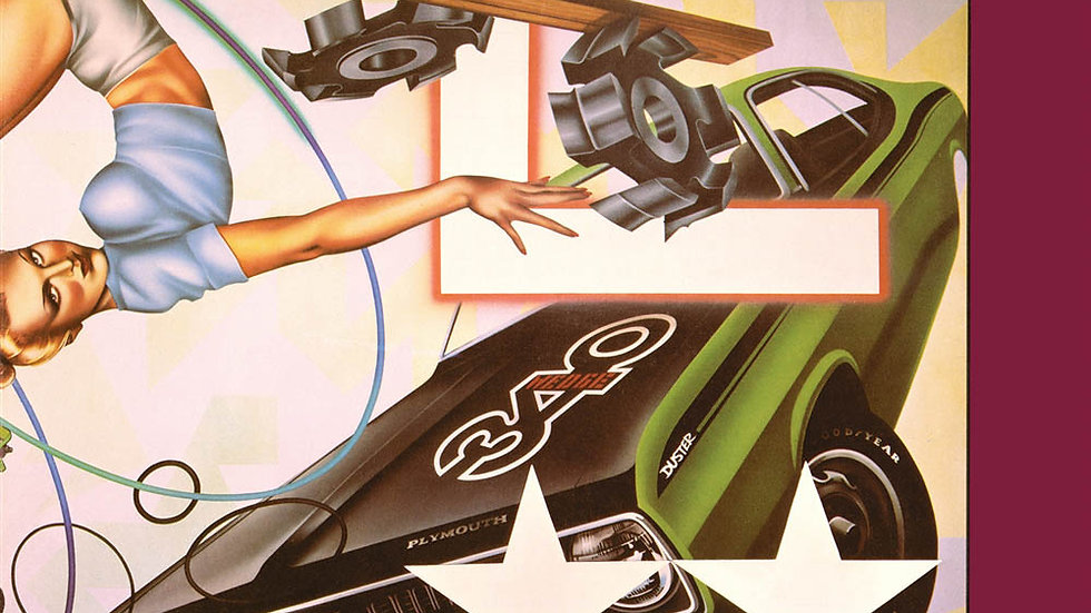 The Cars ‎– Heartbeat City