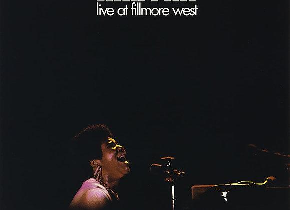 Aretha Franklin - Aretha, Live at Filmore West