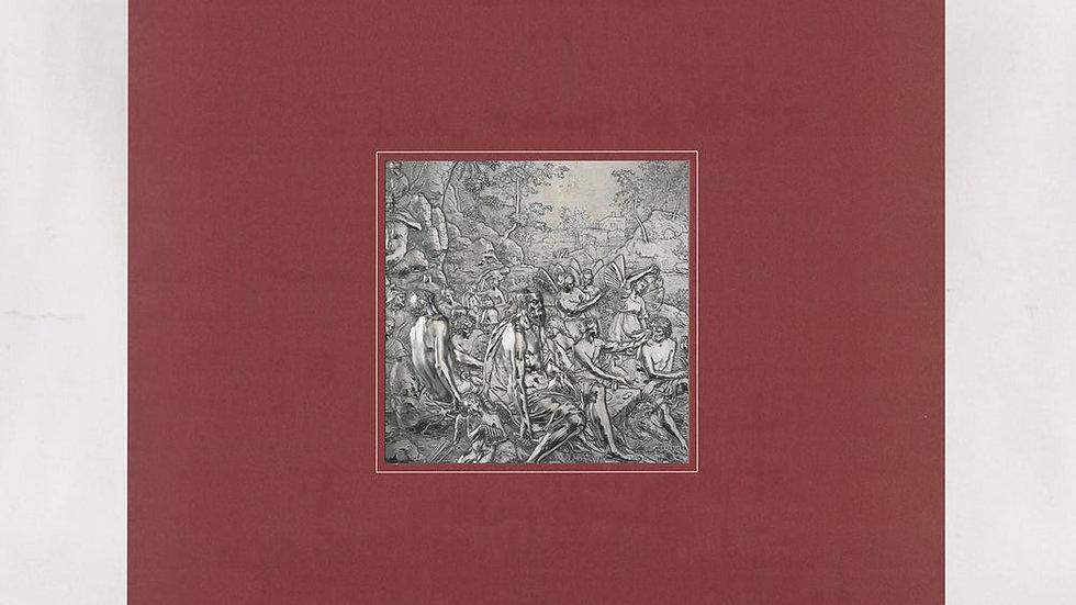 The Dead Mantra - Saudade Forever (Vinyl + Download)