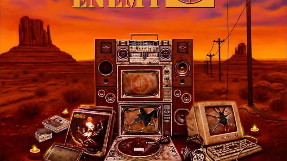 Public Enemy - What You Gonna Do When The Grid Goes Down ?