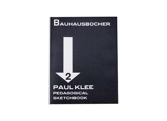 Paul Klee Pedagogical Sketchbook (Bauhausbucher 2, 1925)