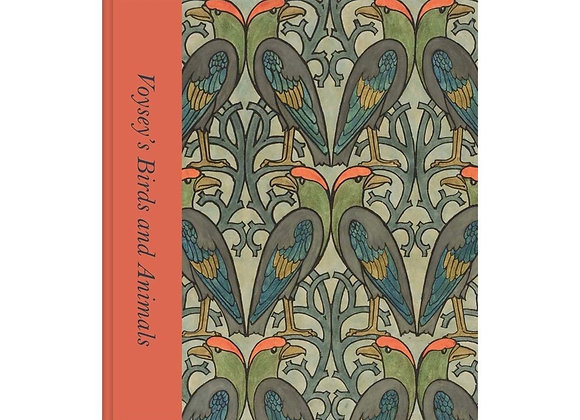 Karen Livingstone - Voysey's Birds and Animals