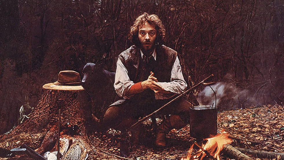 Jethro Tull ‎– Songs From The Wood
