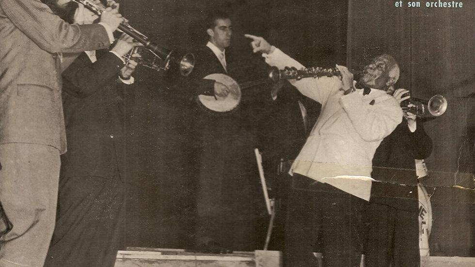Sidney Bechet & Claude Luter Et Son Orchestre – Olympia Concert
